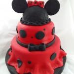Torta infantil orejas de Minnie