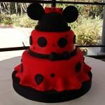 Torta infantil de Minnie