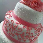 torta decorada para quince años
