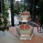 torta de 15 con nombre