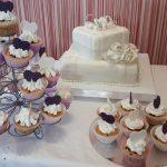 torta 2 pisos para bodas