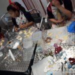 creaciones de los talleres de niños
