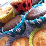 Cupcakes elaborado por alumnos - marzo 2020