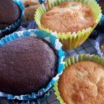 Cupcakes elaborados en taller de adultos, marzo 2020
