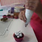 Decoración de cupcakes, taller infantil - narzo 2020