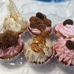 Ccupcakes decorados en curso de marzo 2020